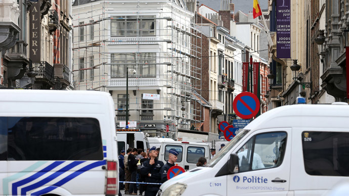 At least 3 dead in shooting near Jewish Museum in Brussels