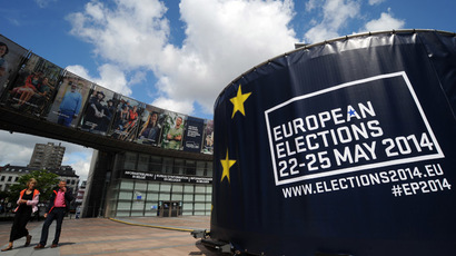 'Political earthquake': Euroskeptics surge in EU elections