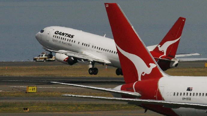 Passengers, crew on Australian aircraft exposed to toxic fumes – report