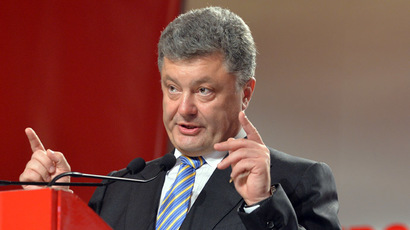 ​The business behind Ukraine's new billionaire president