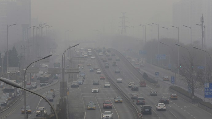 Junking clunkers: China will destroy 5,000,000 cars this year to battle air pollution