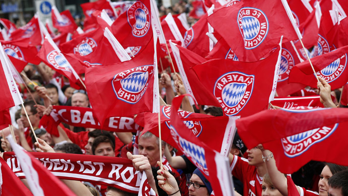 Bayern Munich 'most valuable' football brand 2014 - Brand Finance