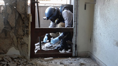 OPCW urges Syria to 'redouble' chemical disarmament efforts ahead of final deadline
