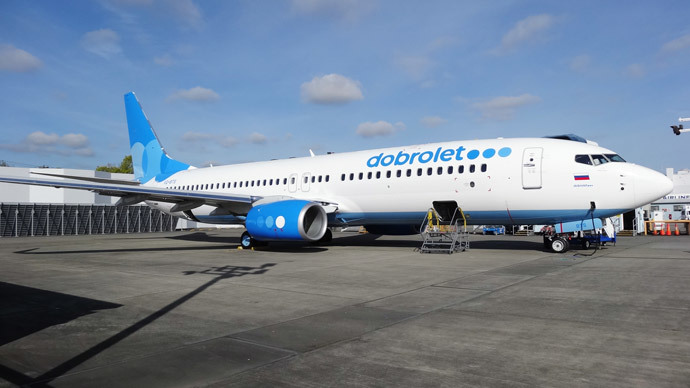New Russian budget airline Dobrolet charges $60 for Crimea flights