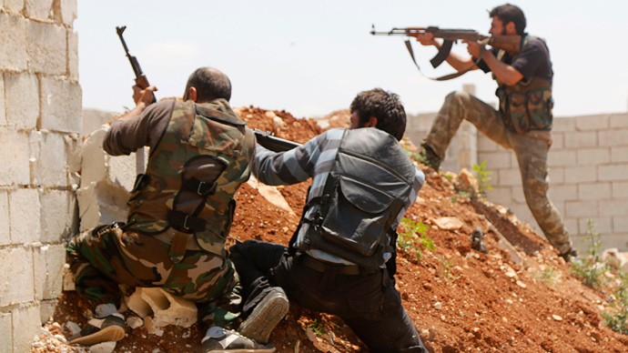 US trains Syrian rebels in Qatar to 'ambush' soldiers and 'finish off' the wounded – report