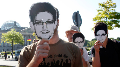 I am a real spy, not low-level system administrator - Snowden