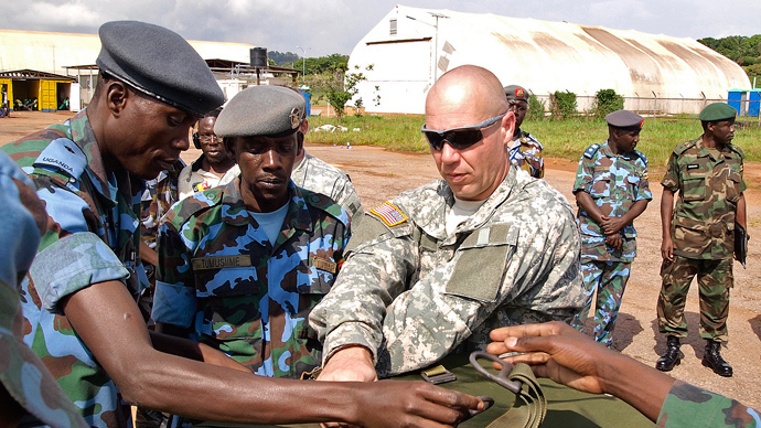 ​US assembling elite special forces teams across Africa to counter Al-Qaeda – report
