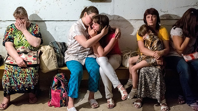 Moscow slams Ukraine military attacks coinciding with top US defense official visit to Kiev