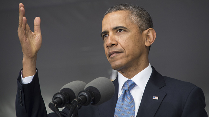 Obama: Military to remain backbone of America's leadership