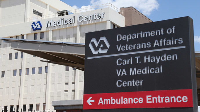Veterangate: VA whistleblower says records of deceased vets were altered