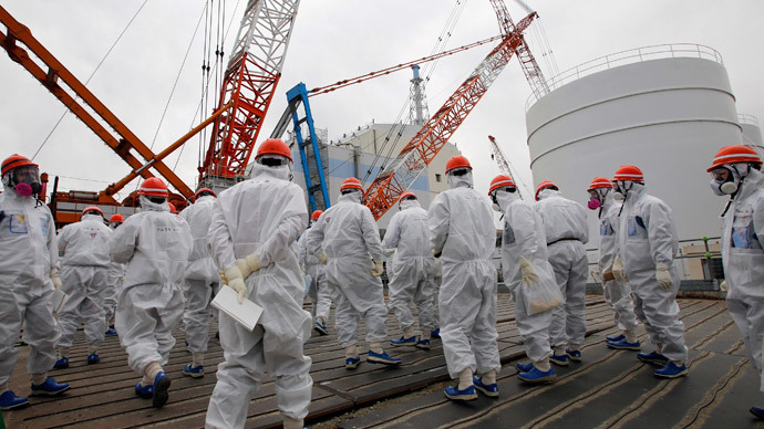 Japan building giant ice wall at Fukushima after all as TEPCO gets go ahead