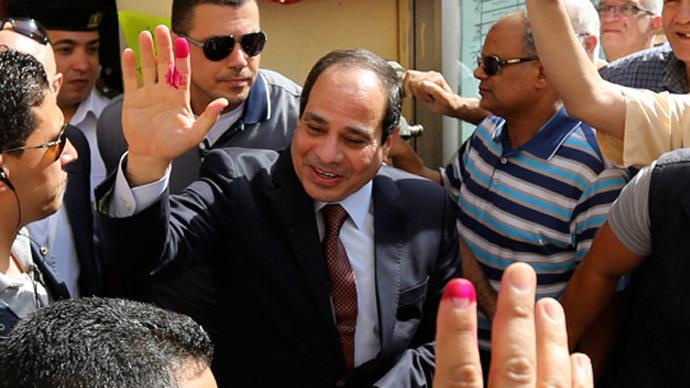 Abdel Fattah al-Sisi.(Reuters / Amr Abdallah Dalsh)