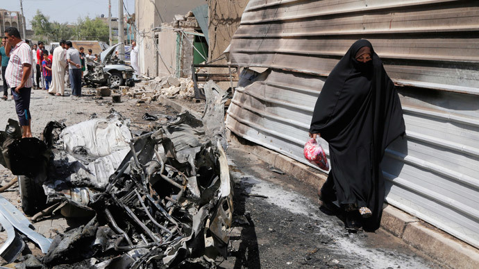 Violence across Iraq claims 54 lives
