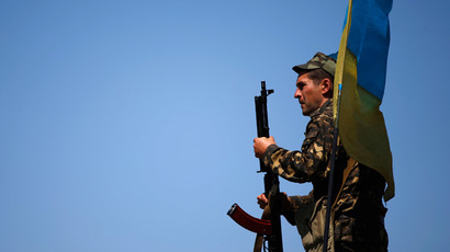 Military op to continue in E. Ukraine until 'stability' restored - defense minister