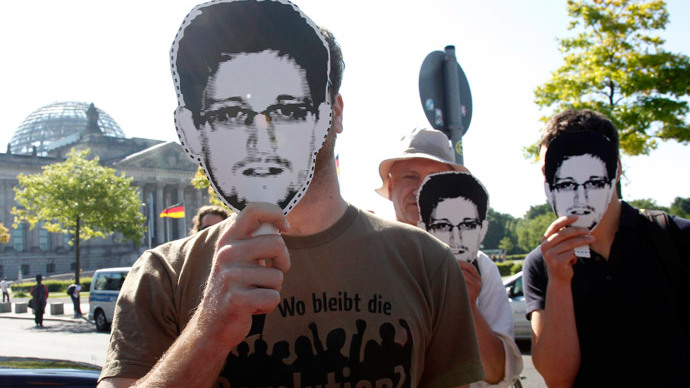 ​Why is Snowden in Russia? 'Ask the State Department,' he says