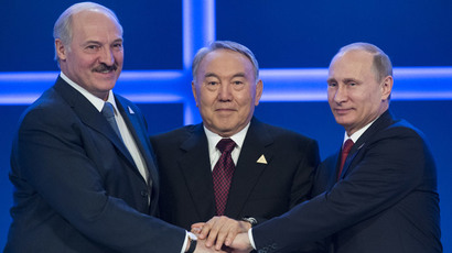 EU, Kazakhstan agree on enhanced cooperation