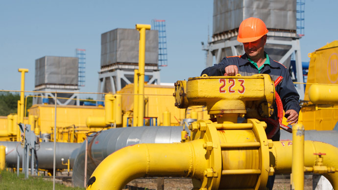 Naftogaz transfers $786mn of gas debt to Russia