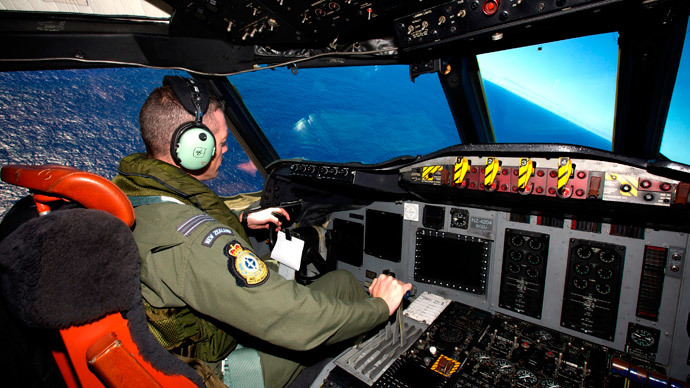 US Navy official: We looked for MH370 in the wrong area