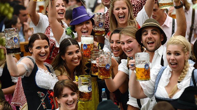 Utah leaves Oktoberfest without beer