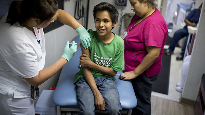20-year high in measles cases points to unvaccinated Americans – CDC