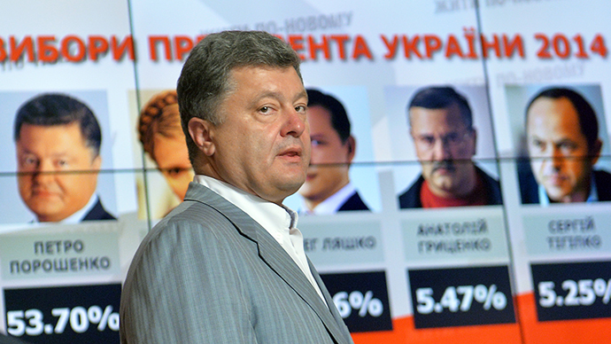 'The disgraced oligarch': WikiLeaks cables reveal changing US views on Poroshenko