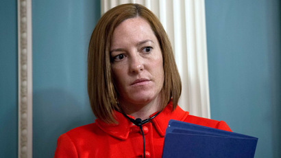 Psaki claims she's a victim of 'sexist' attacks by Russian 'propaganda machine'