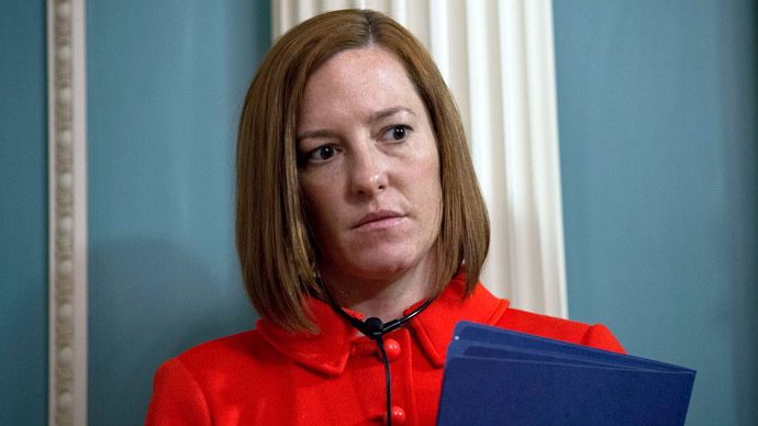State Dept Sideshow: Jen Psaki's most embarrassing fails, most entertaining grillings (VIDEO)