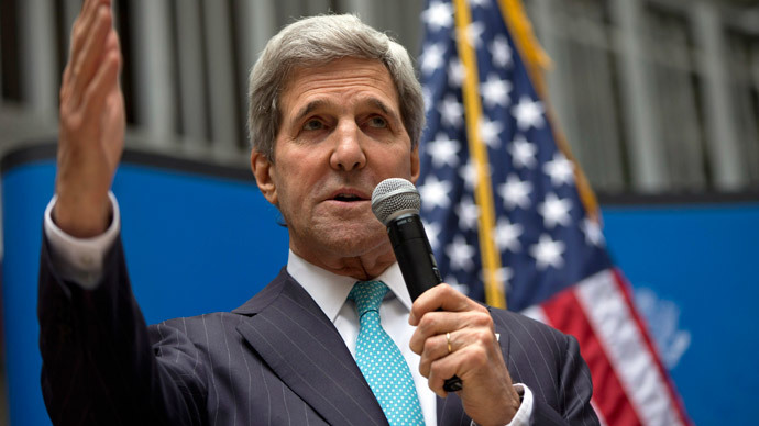 'Squirming' John Kerry excused from testifying on Benghazi terror attacks