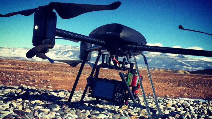 LAPD acquires drone capability