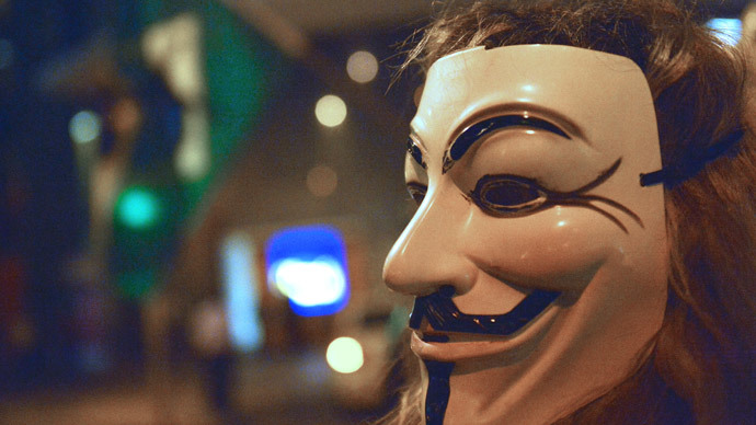 Anonymous hacktivists plan massive attack on Brazilian World Cup sponsors – report