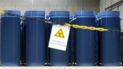 ​New Mexico fines federal government after nuclear waste radiation leaks