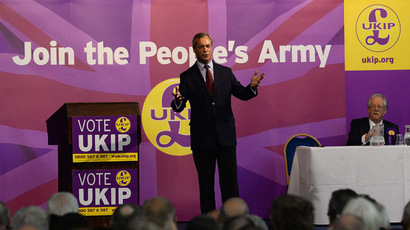 'We can't accommodate you' - Farage rolls out immigration policy