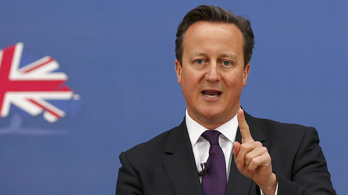 Cameron unsure of Britain's EU membership if Juncker elected Commission chief