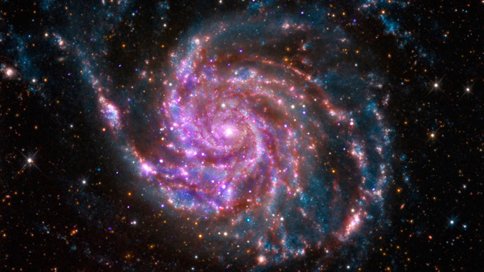 Galaxy possibly teeming with 100 million life-sustaining planets