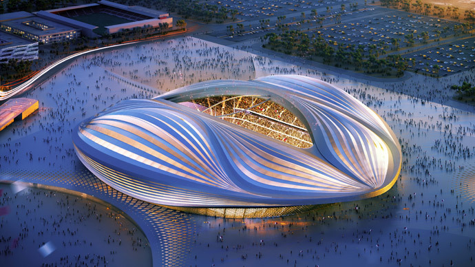 Qatar accused of paying $5mn in bribes to win World Cup bid