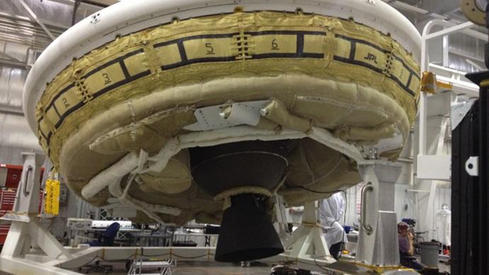 Hawaii to imitate Mars for NASA space parachute test