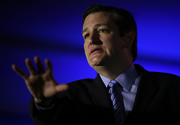 U.S. Senator Ted Cruz (Justin Sullivan / Getty Images / AFP)