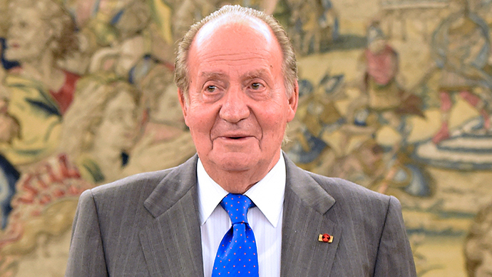 Spain's King Juan Carlos to abdicate after 40 years on the throne