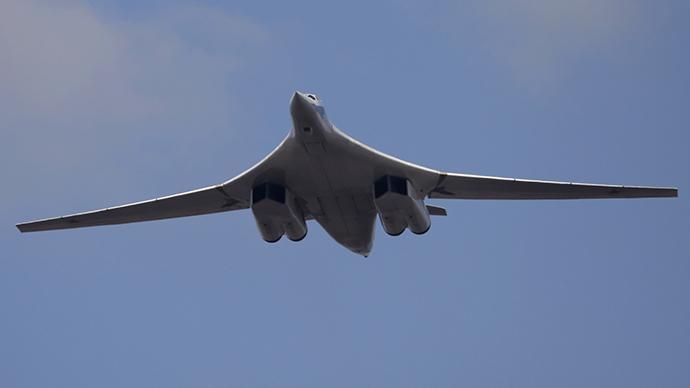 TU 160 heavy bomber (RIA Novosti / Anton Denisov)