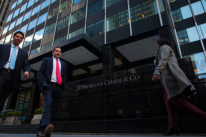 Los Angeles sues JPMorgan over 'predatory' mortgages to minorities 123