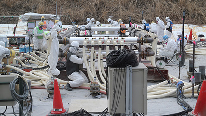 US firm hired to save Fukushima from 400k tons of radioactive water