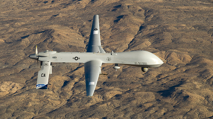 US troops 'kidnap' 4-year-old drone strike victim from hospital, family says