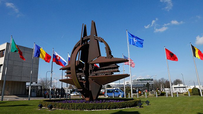 Russia and NATO trade accusations of military build-up, fueling Ukraine conflict