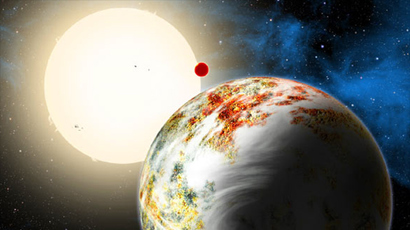 Potentially habitable 'super-Earth' discovered 'just' 16 light years away