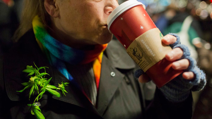 Pot-infused coffee makes debut in Washington state