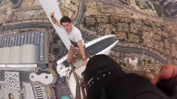 Extreme vertigo: 15 skywalker clips that will scare you to death (VIDEOS)