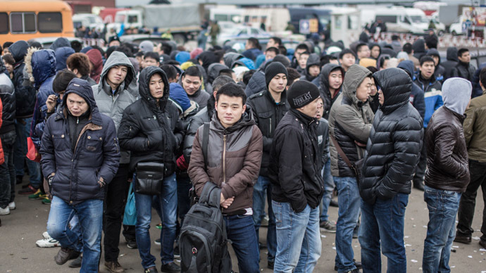 Migrants face deportation from Russia for any premeditated crime