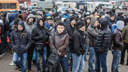 Migrant crisis is a timebomb for EU, says Russian envoy