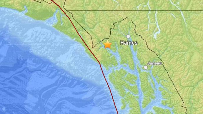 Freak anomaly: Low-seismic Alaska area shaken by mysterious series of quakes