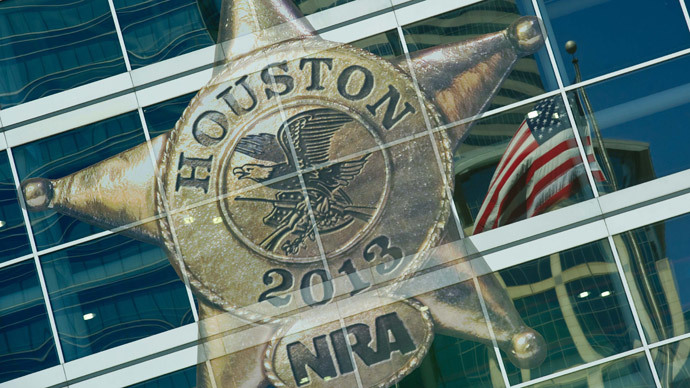 NRA publically apologizes for criticizing Texas 'open carry' movement